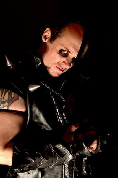 Misfits founding member Jerry Only. (photo by Shigeo Jones Kikuchi) in My Photos by