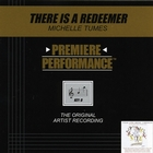 There Is A Redeemer &#40;Premiere Performance Track&#41;