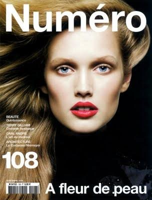 Numéro 108 - Toni Garn by Greg Kadel in covers by