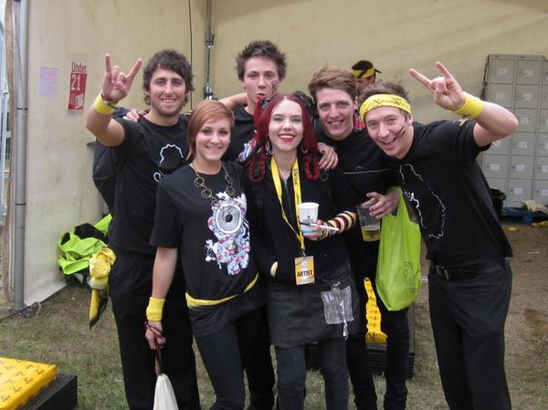 SONISPHERE FESTIVAL KNEBWORTH 2010 by 