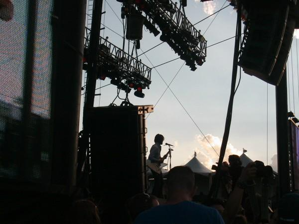 Wonderful Weezer- Mile High Fest, CO, Aug 2010 by