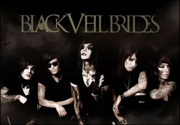 BVB in Black Veil Brides by Breeana Williams