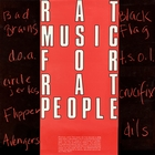 Rat Music for Rat People, Vol. 1 [Explicit]