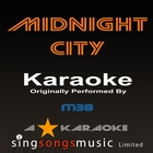 Midnight City &#40;Originally Performed By M83&#41; &#91;Karaoke Audio Version&#93;