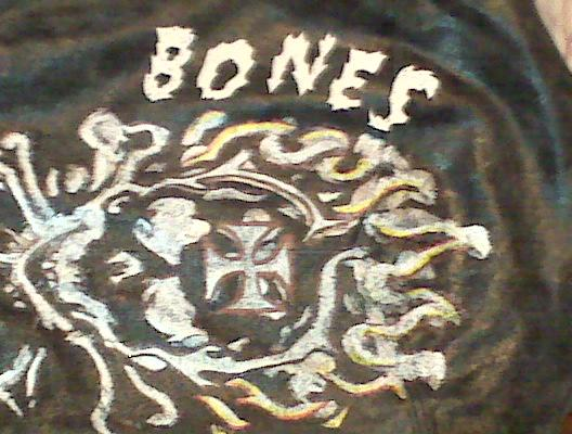 back to what i do bes&lt; hot skull in BONES the fuc'n out law by 