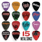 15 Metal Songs [Explicit]