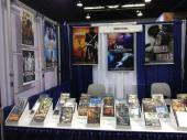 Our Indican booth at Wondercon!