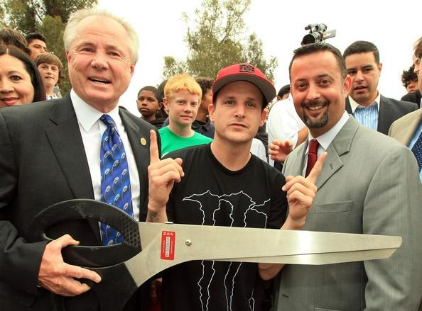 North Hollywood Safe Spot Skate Spot opening and 7 by Rob Dyrdek