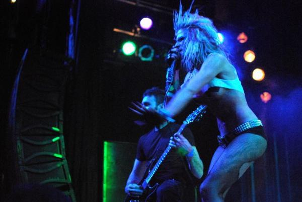 House of Blues w/ Steel Panther by
