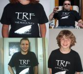 TRF fans showing dedication