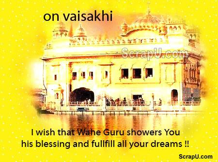 Happy Baisakhi Greetings