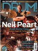 August 2012 Neil Peart Master Class