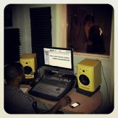 At Listen Vision Recording Studio39s laying the track illest in the Game Feat. The Boy Lil Wayne...Dropping soon...