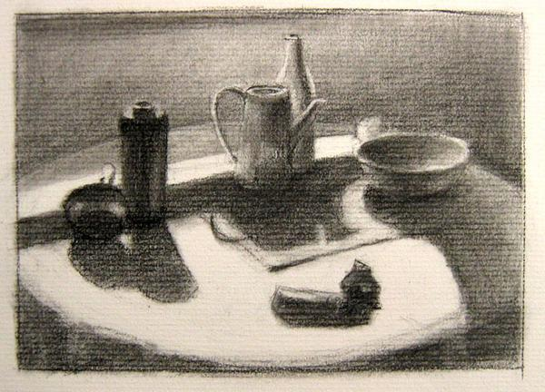 A Still Life Study in Artwork by 