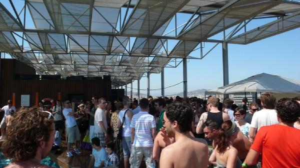 Beatport Pool Party - Sonar 2009 by