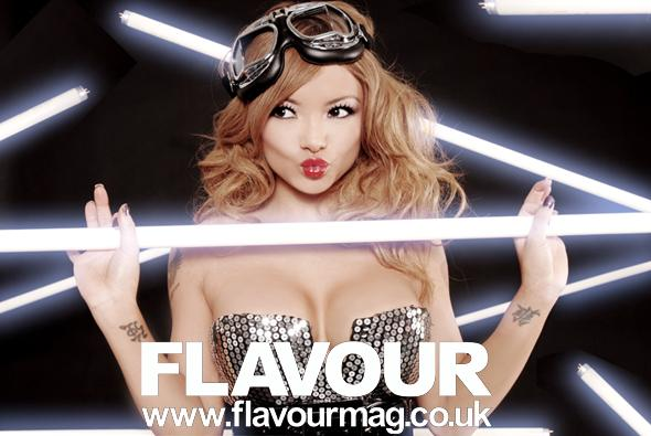 MY FEATURE IN FLAVOUR MAGAZINE UK! MORE PICS AT MY SITE: www.missTilaomg.com in MEDIA by