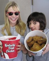 Photo of Garfunkel and Oates
