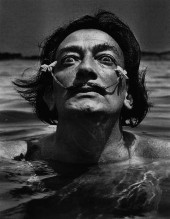 Photo of Salvador Dali&#39;s Garden Parties