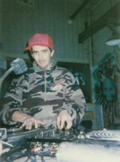 Photo of DJ TRIX