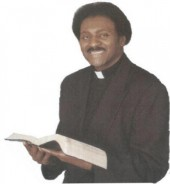 Photo of Bishop Joe Simon