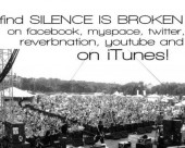 Photo of Silence Is Broken