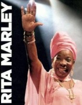 Photo of Rita Marley