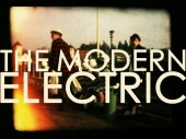 Photo of the modern electric