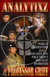 Photo of Professor GRIFF