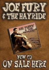 Photo of JOE FURY & THE HAYRIDE