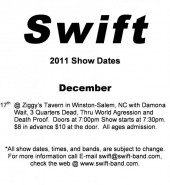 Photo of SWIFT