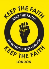 Photo of KEEP THE FAITH